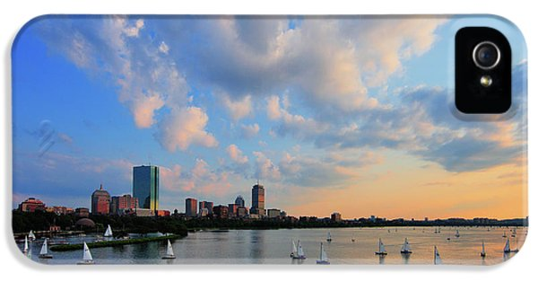 On The River IPhone 5s Case by Rick Berk