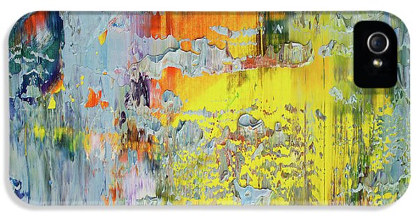 Impressionism iPhone 5s Case - Opt.66.16 A New Day by Derek Kaplan