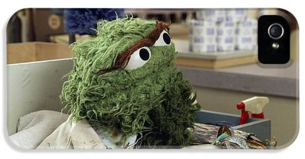 Oscar The Grouch IPhone 5s Case