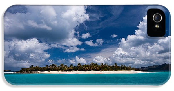 Paradise Is Sandy Cay IPhone 5s Case