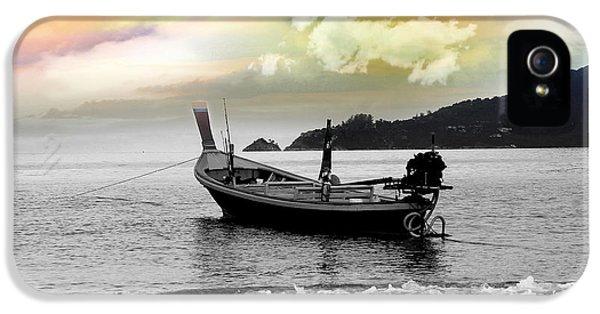 Venice Beach iPhone 5s Case - Patong Beach by Mark Ashkenazi