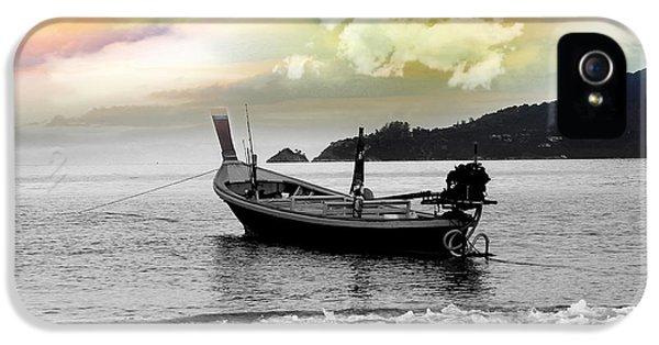 Patong Beach IPhone 5s Case by Mark Ashkenazi