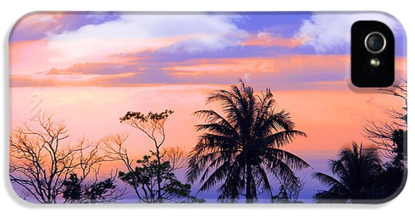 Venice Beach iPhone 5s Case - Patong Thailand by Mark Ashkenazi