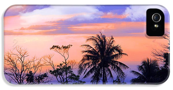 Patong Thailand IPhone 5s Case by Mark Ashkenazi