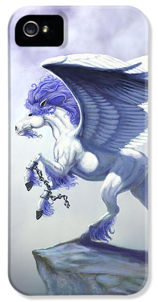 Pegasus Unchained IPhone 5s Case by Stanley Morrison
