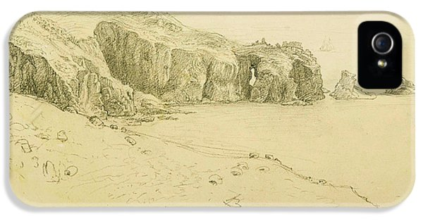 Pele Point, Land's End IPhone 5s Case by Samuel Palmer