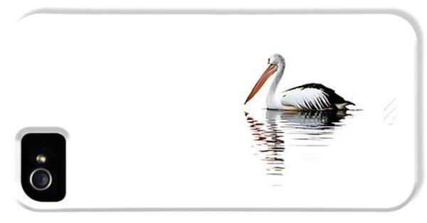 Pelican iPhone 5s Case - Pelican Adrift by Az Jackson