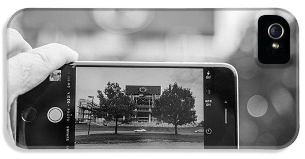 Penn State University iPhone 5s Case - Penn State Beaver Stadium  by John McGraw
