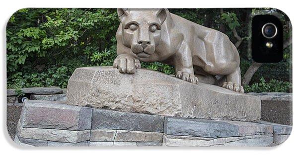 Penn State University iPhone 5s Case - Penn Statue Statue  by John McGraw
