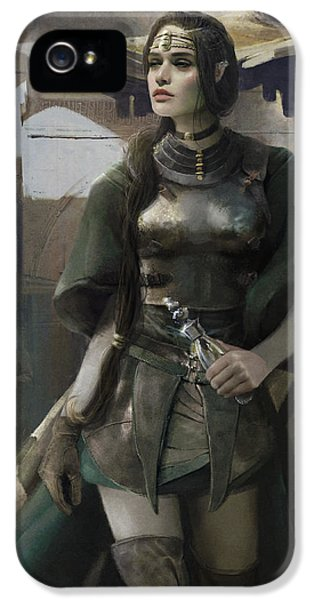 Phial IPhone 5s Case by Eve Ventrue