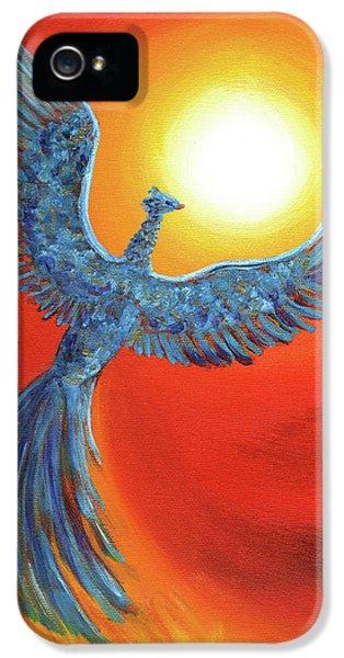 Phoenix Rising IPhone 5s Case