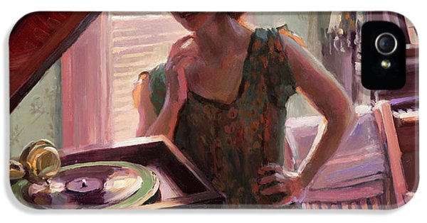 Nostalgia iPhone 5s Case - Phonograph Days by Steve Henderson