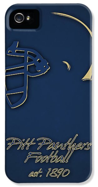 Pitt Panthers IPhone 5s Case by Joe Hamilton