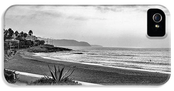 iPhone 5s Case - Playa Burriana, Nerja by John Edwards