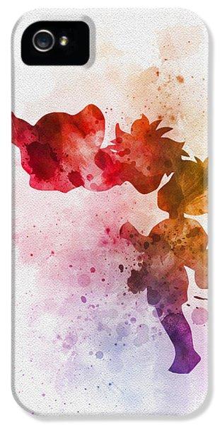 Ponyo IPhone 5s Case by Rebecca Jenkins