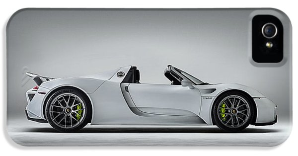 Car iPhone 5s Case - Porsche 918 Spyder by Douglas Pittman