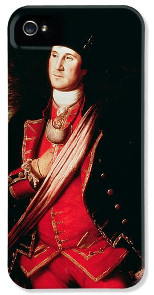 Portrait Of George Washington IPhone 5s Case