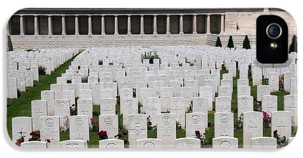 Pozieres British Cemetery IPhone 5s Case