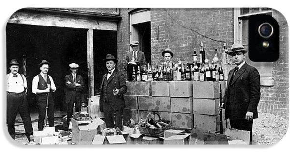 Prohibition, 1922 IPhone 5s Case