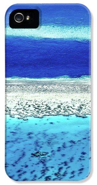 Reefs Edge IPhone 5s Case by Az Jackson