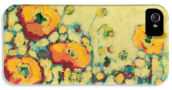 Impressionism iPhone 5s Case - Reminiscing On A Summer Day by Jennifer Lommers