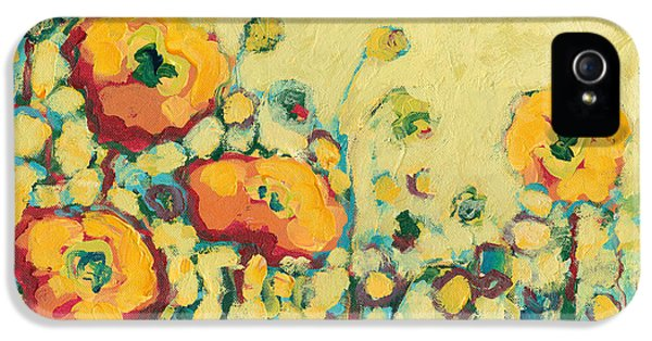 Reminiscing On A Summer Day IPhone 5s Case by Jennifer Lommers