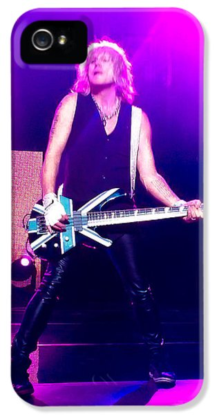 Rick Savage Of Def Leppard IPhone 5s Case