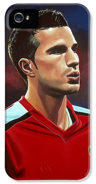Robin Van Persie IPhone 5s Case