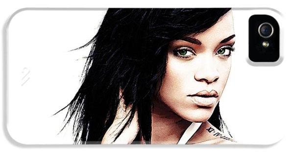 Robyn Rihanna Fenty IPhone 5s Case