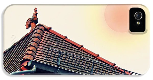 Rooster On The Roof IPhone 5s Case