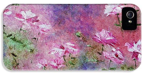Rose Garden IPhone 5s Case