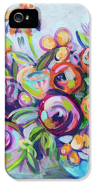 Roses And Kumquats IPhone 5s Case by Kristin Whitney