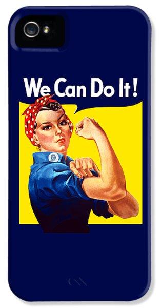 Rosie The Rivetor IPhone 5s Case
