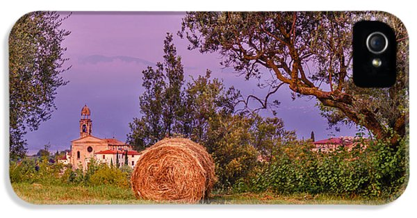 Rural Scene In Lombardy IPhone 5s Case
