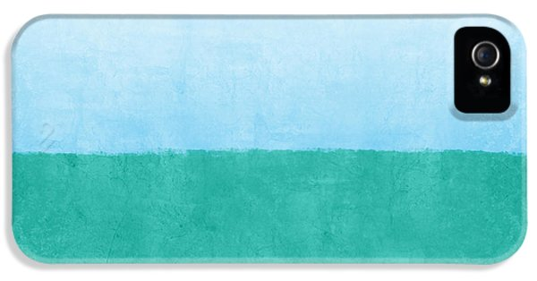 Sea Of Blues IPhone 5s Case
