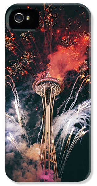Seattle IPhone 5s Case by Happy Home Artistry