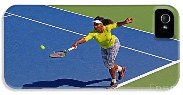 Serena Williams 1 IPhone 5s Case