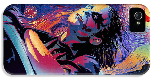 Serene Starry Night IPhone 5s Case by Surj LA