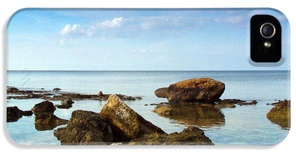 Water Ocean iPhone 5s Case - Serene by Stelios Kleanthous