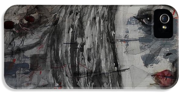 Set Fire To The Rain  IPhone 5s Case by Paul Lovering
