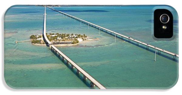 Seven Mile Bridge Crossing Pigeon Key IPhone 5s Case