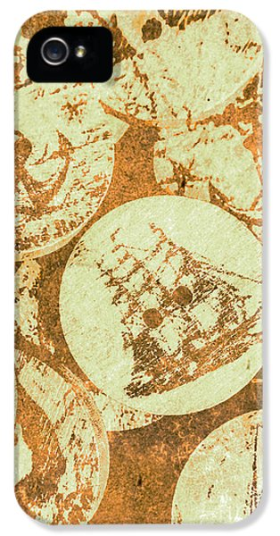 Etching iPhone 5s Case - Sewing Sails by Jorgo Photography - Wall Art Gallery