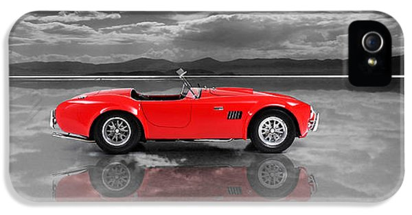 Shelby Cobra 1965 IPhone 5s Case by Mark Rogan