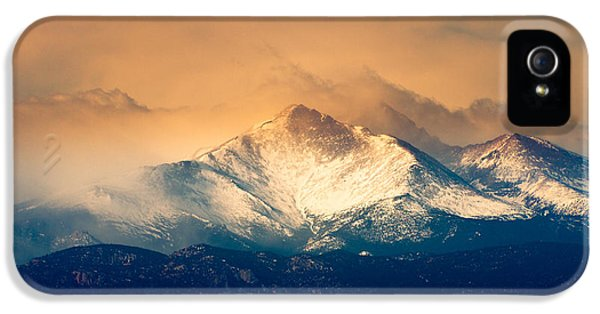 She'll Be Coming Around The Mountain IPhone 5s Case by James BO  Insogna