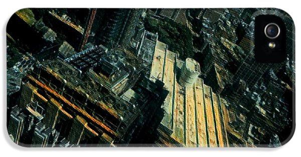 iPhone 5s Case - Skewed View by Gina Callaghan