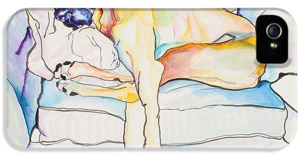 Sleeping Beauty IPhone 5s Case