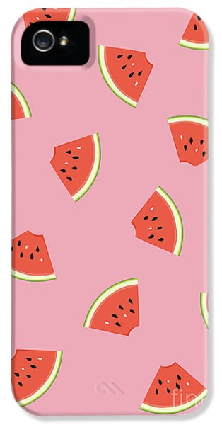 Slice Of Life IPhone 5s Case by Elizabeth Tuck