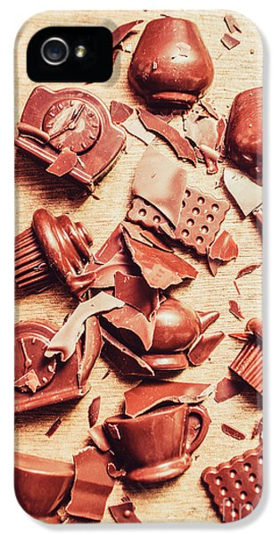 Kettles iPhone 5s Case - Smashing Chocolate Fondue Party by Jorgo Photography - Wall Art Gallery
