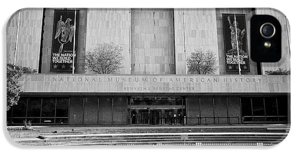 smithsonian national museum of american history kenneth behring center Washington DC USA IPhone 5s Case