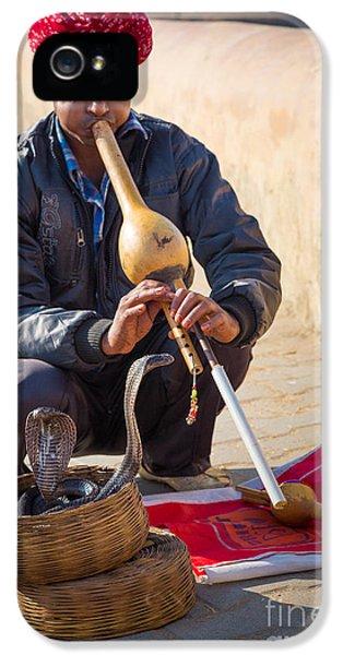 Snake Charmer IPhone 5s Case